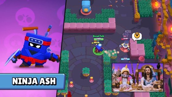 skins de Ash