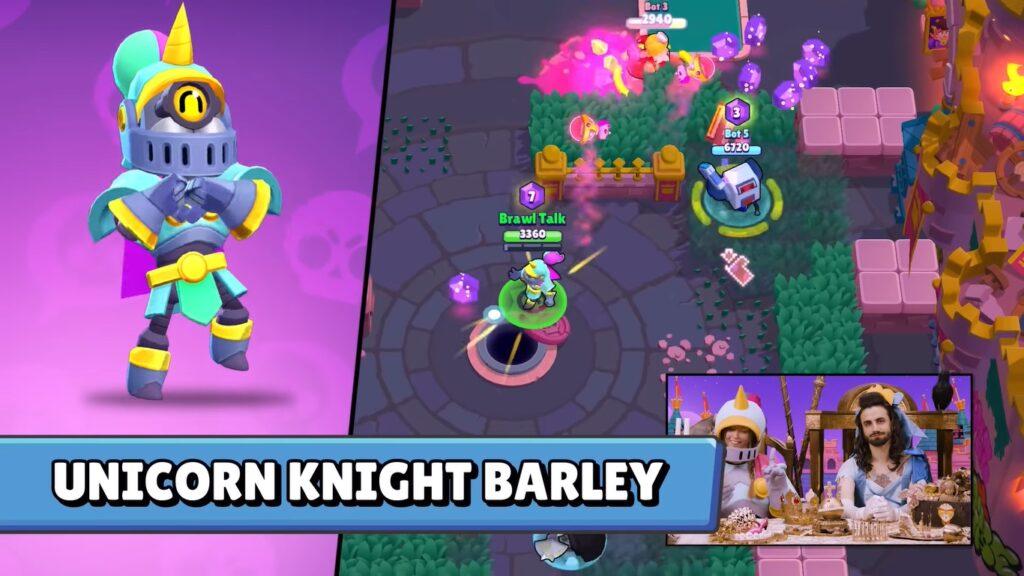 conseguir a unicorn knight barley